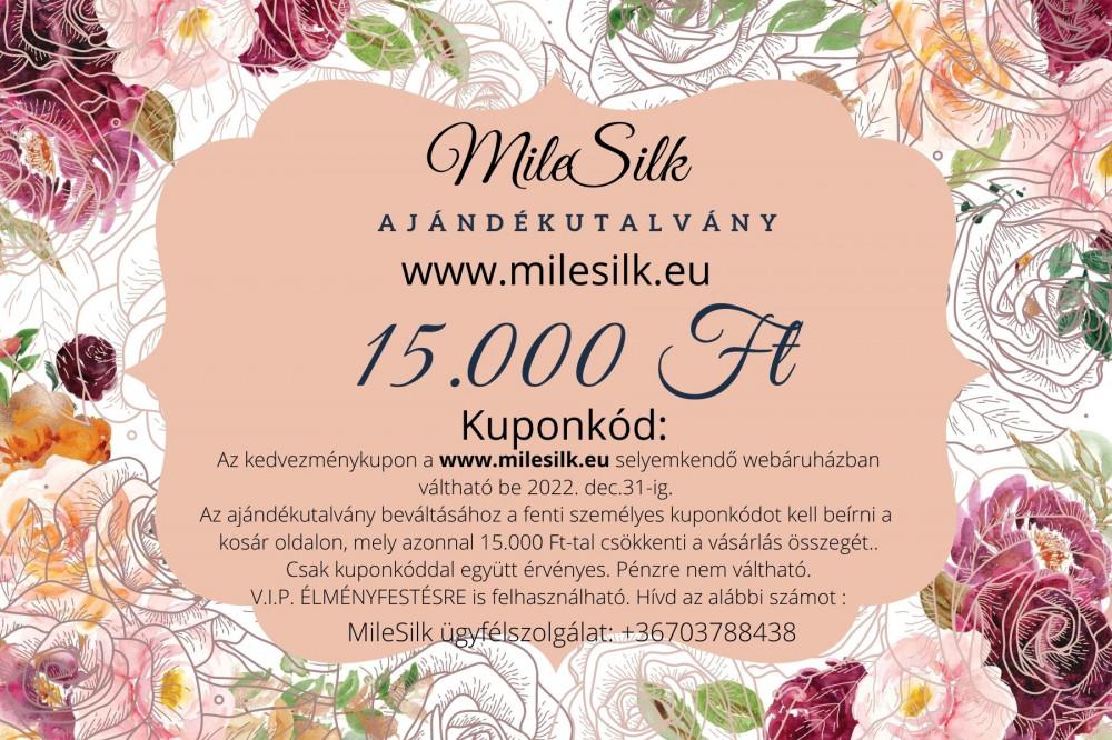MileSilk AJÁNDÉKUTALVÁNYOK